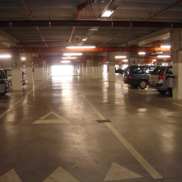 Pavimentazioni garage calcestruzzo o resina con bmb system - Garage pavimento ...