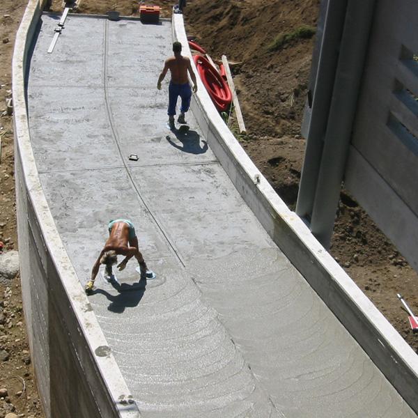 Pavimenti in calcestruzzo progetti residenziali bmb system for Progetti di garage in blocchi di calcestruzzo